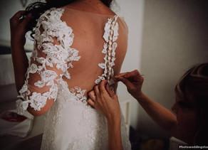 [Storie di scelta Perfetta] la vestizione di Maria...