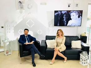 Intervista a 'Live Social' con Genny Maggiore