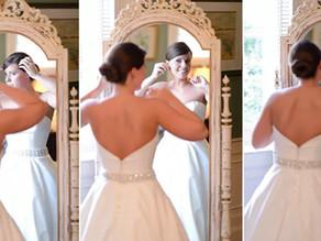 Quando scegliere l'abito da sposa? Ecco la nostra guida alla scelta.