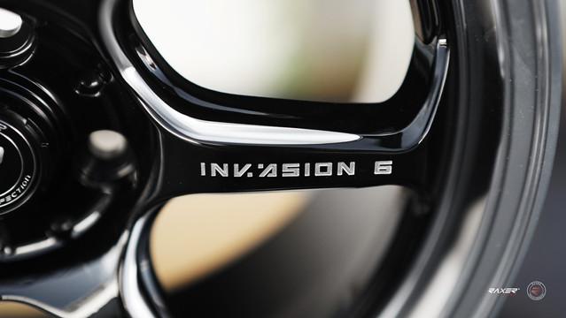 Raxer INVASION 6