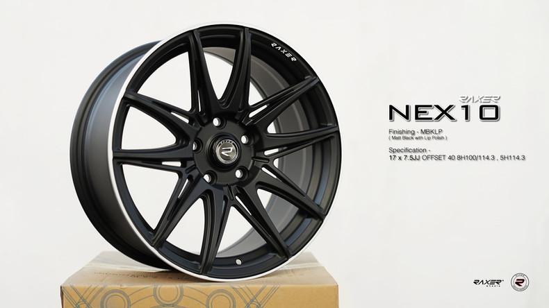 R NEX 10