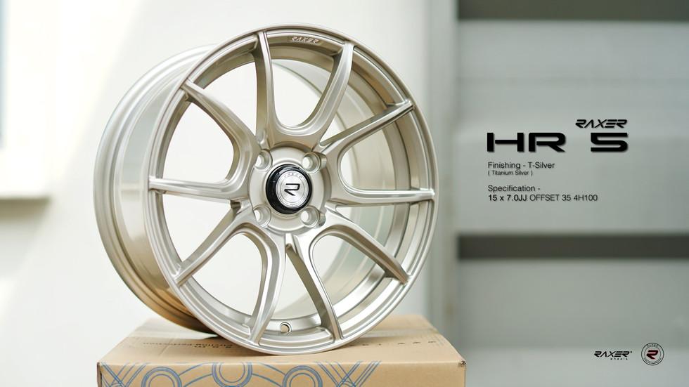 R HR5