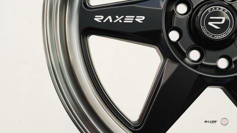 """RAXER SF6 17"""""""