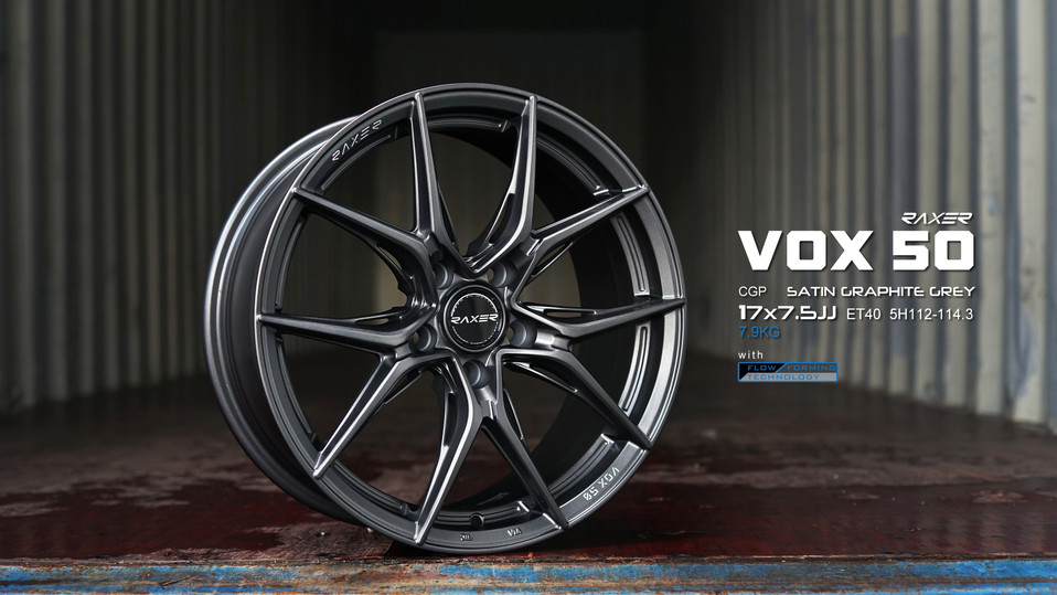 Raxer VOX50 17INCH