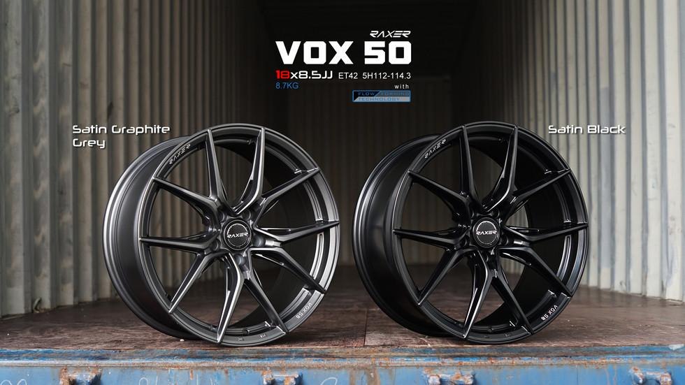 Raxer VOX50 18INCH