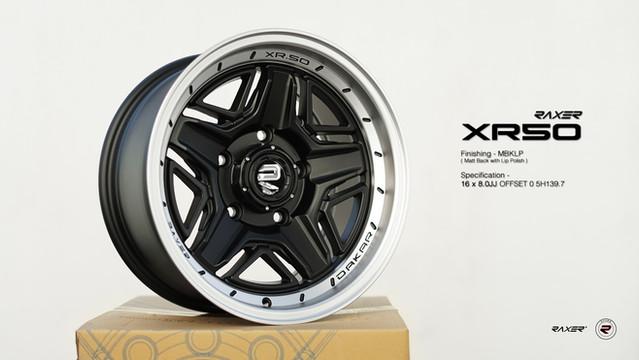 R XR50 5H159.7