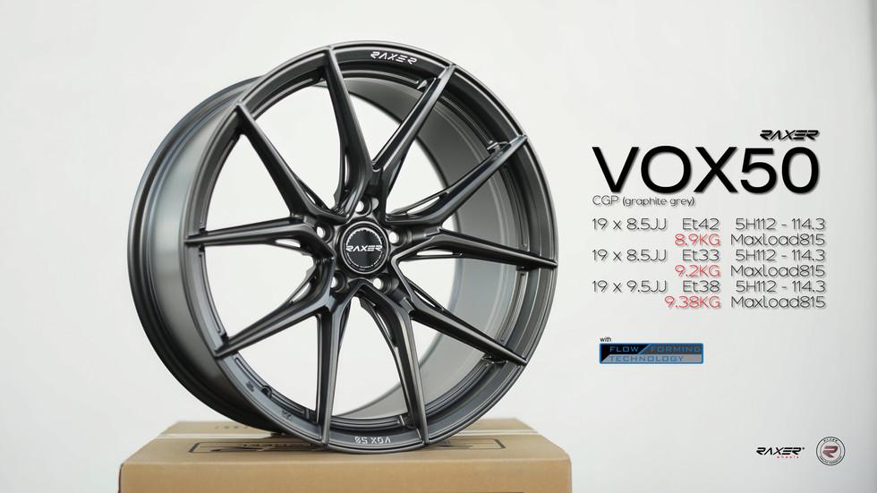 Raxer VOX50