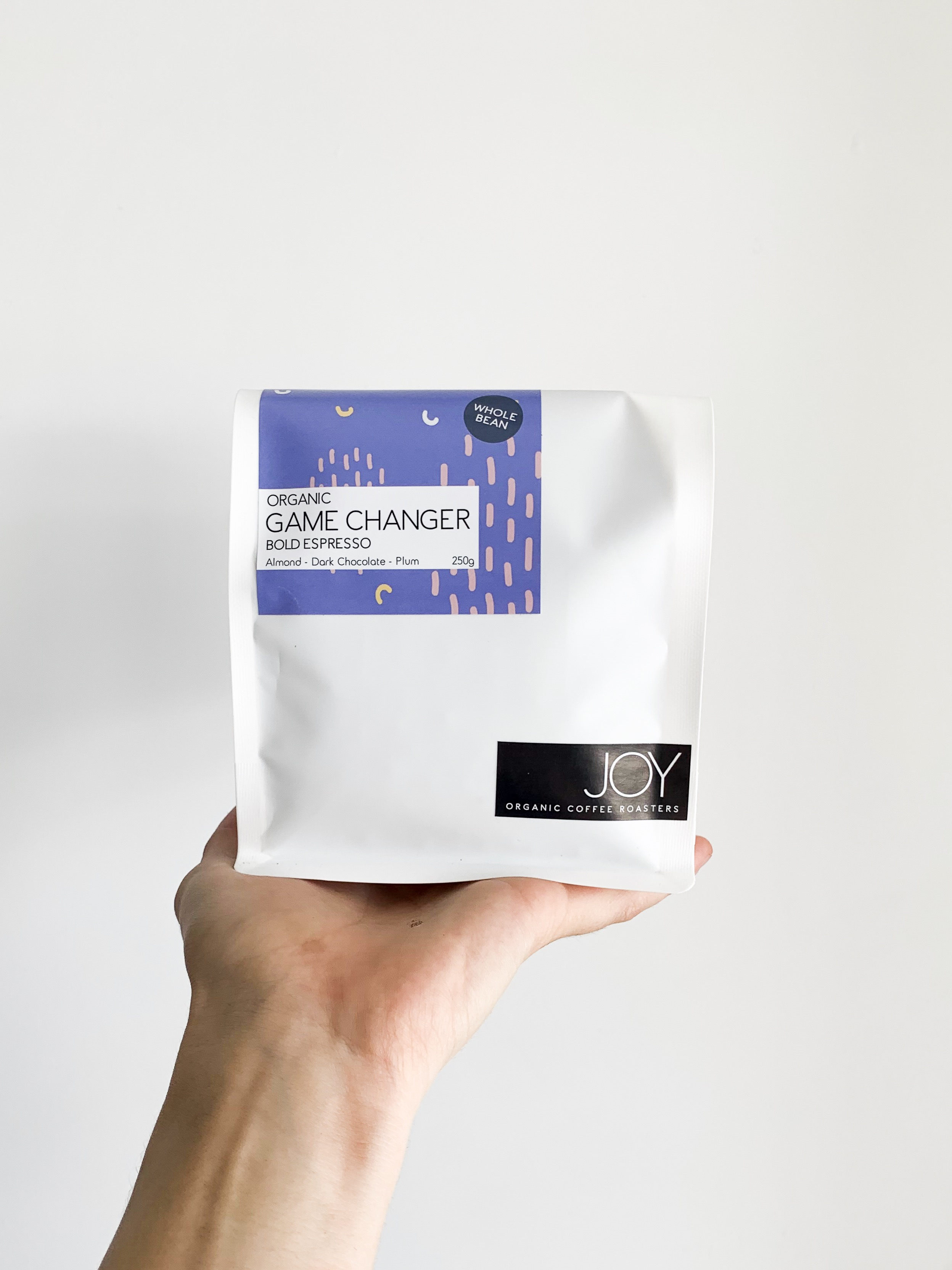 Game Changer Joy Beans Coffee