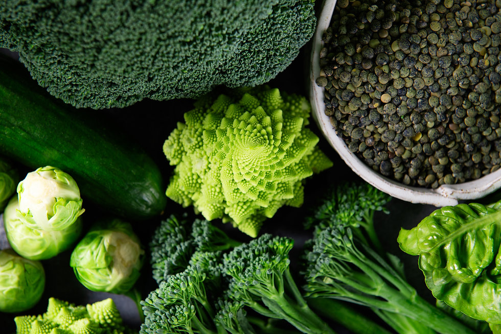 variety-of-green-vegetables-and-fruits-F