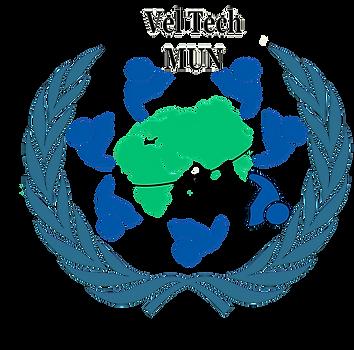 Vel Tech MUN Logo.png