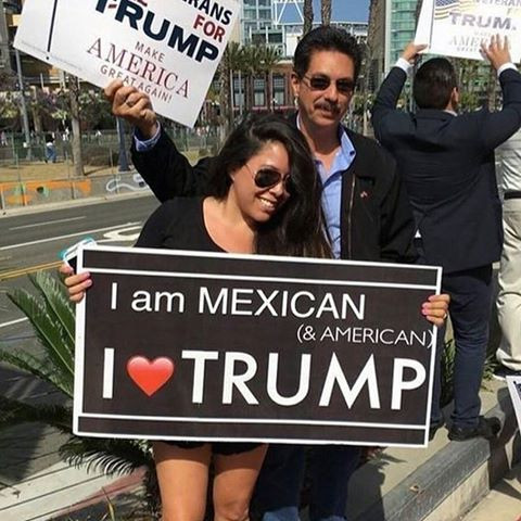 Poll: Hispanic Support for President Trump Jumps to 45 Percent