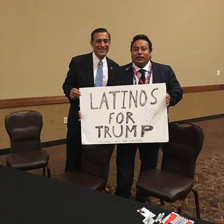 #LatinosForTrump #RNCinCLE  _immigrant4trump _Veteran4Trump _realAngeloGomez _kinni00 _MamaReg2