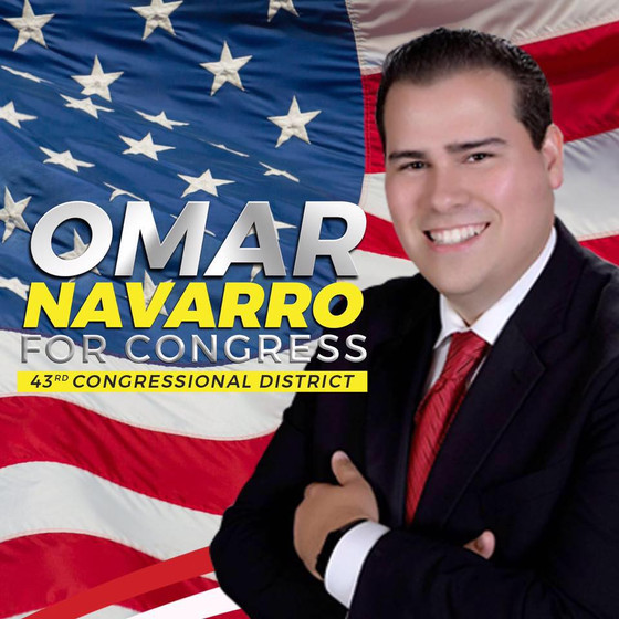 Meet The Man Who Will Unseat Maxine Waters once and for all.