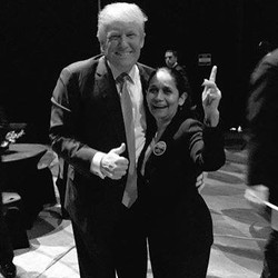 _MyriamWinner thank you for all your help to #LatinosForTrump! Congratulations on your nomination fo