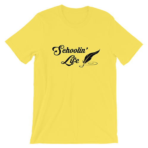 Schoolin' Life - Short Sleeve T-Shirt