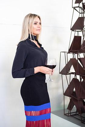 Camisa Rafaella Preta