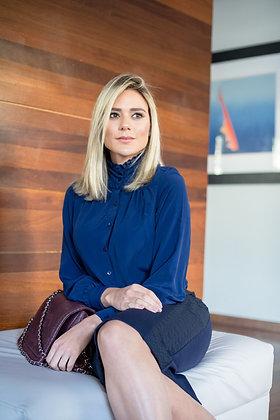 Camisa Jacqueline Marinho