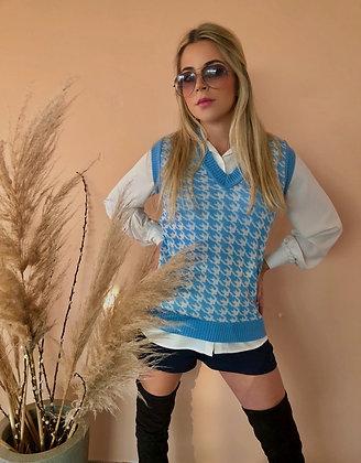 Colete Jolie Azul