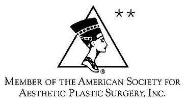 Member of the American Society for Aesthetic Plastic Surgery, Inc.