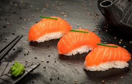 Nigiri Saumon Sushizen