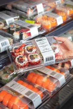 Barquettes Biodégradables Sushizen dans toutes nos boutiques