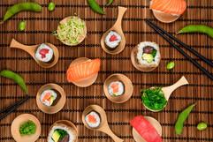 Sushis mixtes Sushizen