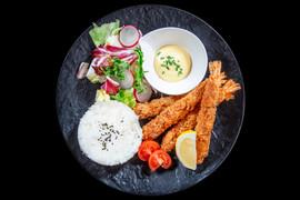 Crevettes Panées au Sushizen Grancy