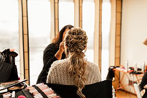 Bridal Hair, Bridal Makeup, On-Location, In Salon, Consultations, Accessories In Stock, Clip In Hair Extensions, Tape In Hair Extensions, Airbrush Makeup, False Lashes