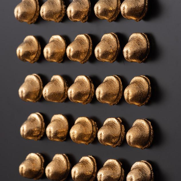 Macaroons Gold