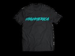 T-Shirt-MockUp-HM-BLACK_Front_TEAL