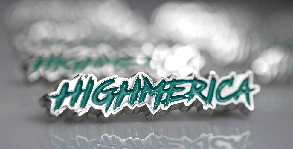 HIGHMERICA PIN