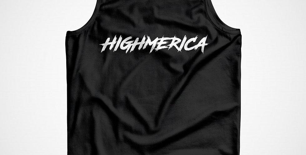 HIGHMERICA BLACK TANK