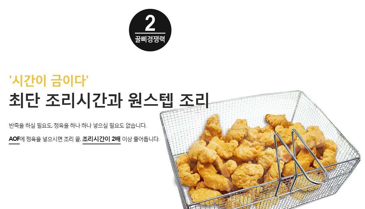 치킨 브랜드, 치킨 경쟁력,