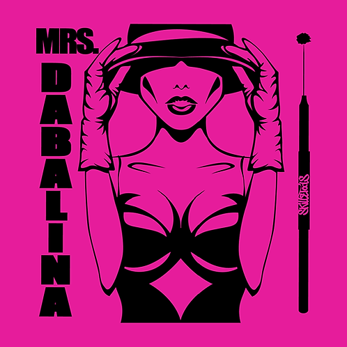 RIGRAG HOT PINK MRS. DABALINA