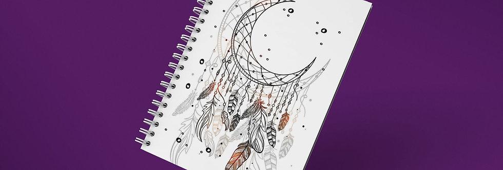 Cahier à spirale Attrape rêves