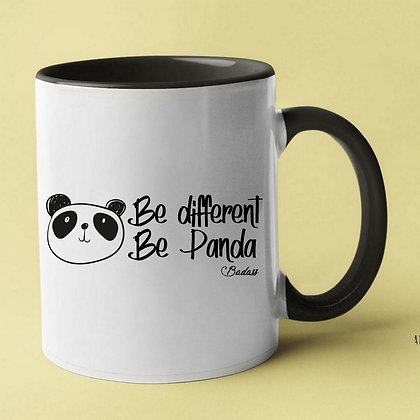 Mug citation be panda