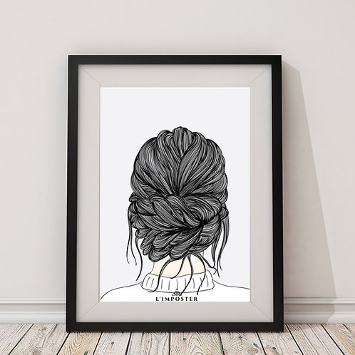 Affiche Woman