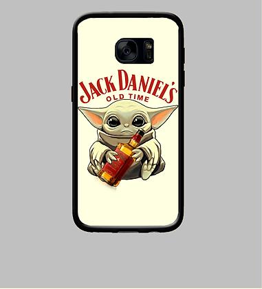 Coque mobile Samsung Jack Daniel's 322