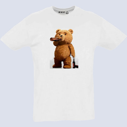 T-Shirt Unisexe Ourson funny