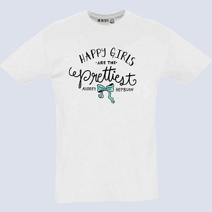 T-Shirt Unisexe Citation Audrey Hepburn