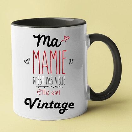 Mug Ma mamie n'est pas veille