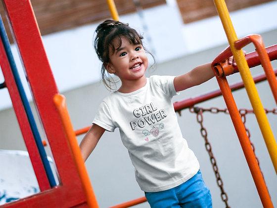 Tshirt Sweat enfant Girl power