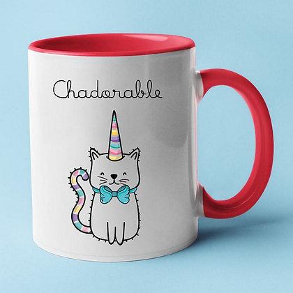 Mug citation chadorable
