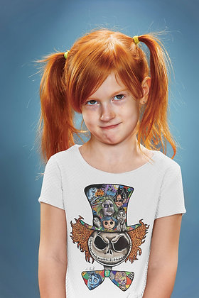 T-shirt/Sweat Mr Jack tatoo By Little Sams Art