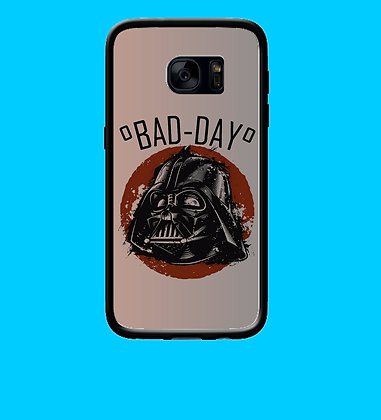 Coque mobile samsung Bad day 01
