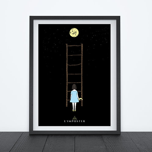 Affiche In the moon