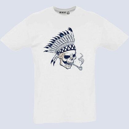 T-Shirt Unisexe Tête de mort swag