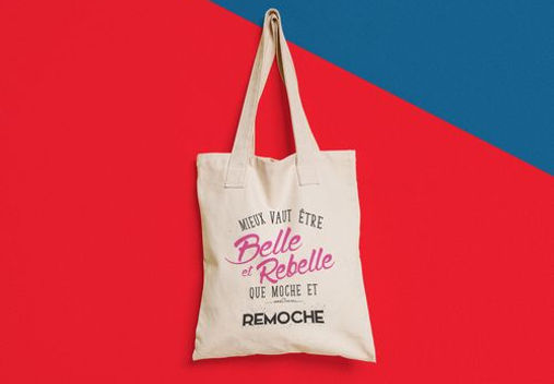 tote bag a message