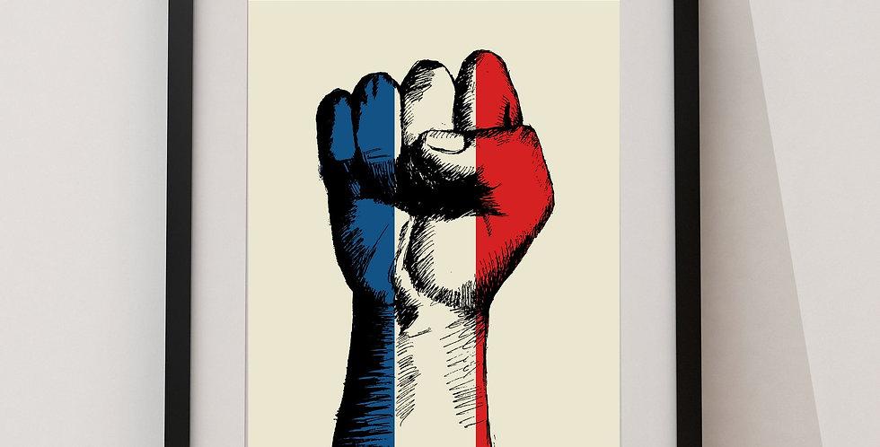 Affiche Résistance Française 113