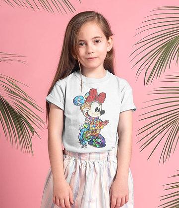 T-shirt/Sweat Minnie tatoo By Little Sams Art